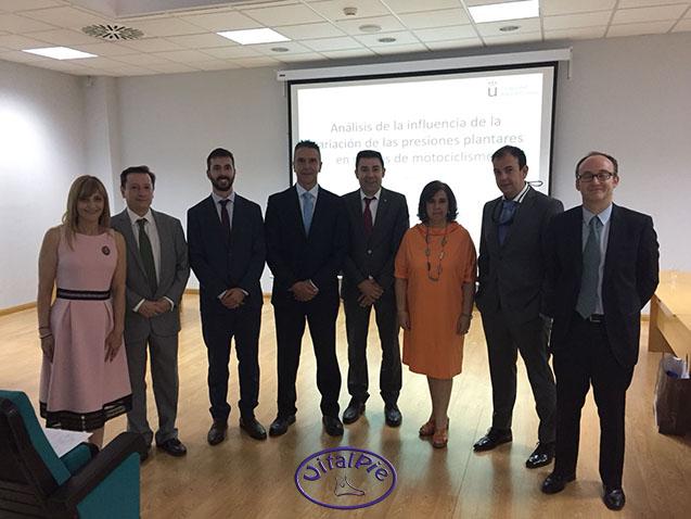Nombramiento de Doctor por la Universidad Rey Juan Carlos